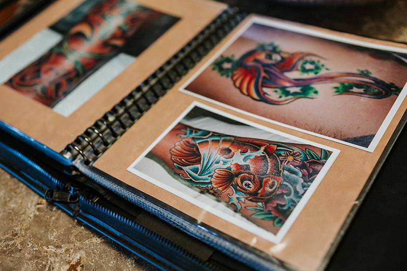 Masters Of Ink Berks Tattooists Who Break The Mold Berks County