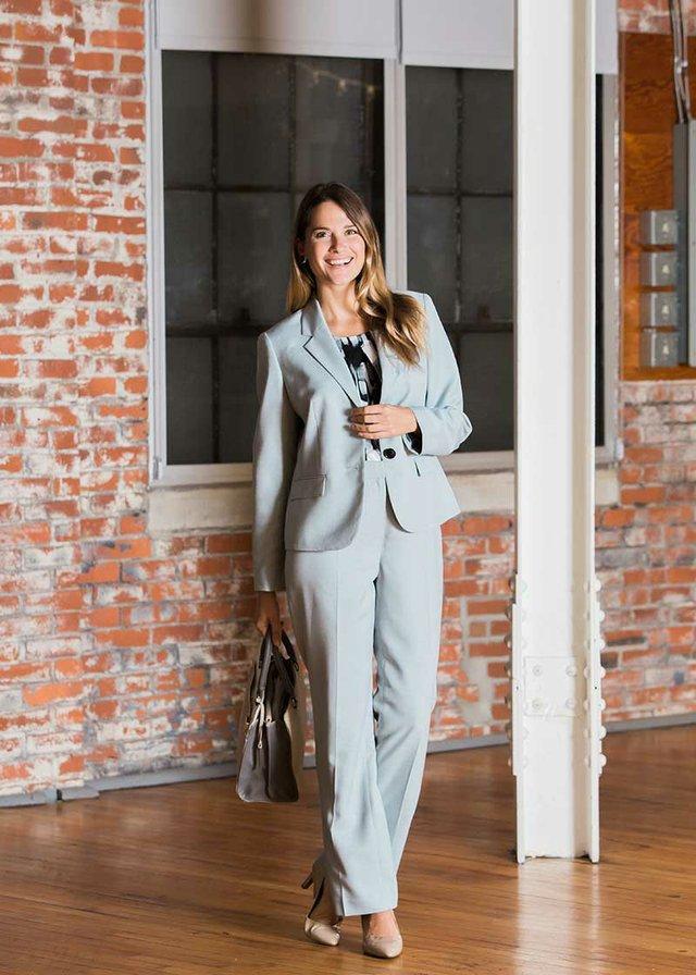 Samantha Tannehill, Boscov's Model