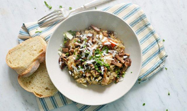 Chicken & Wild Rice Instant Pot Recipe