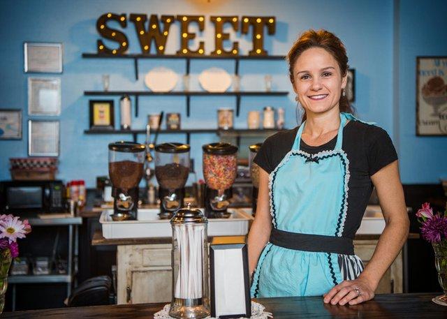 angie farrell - Sweet Ride Ice Cream