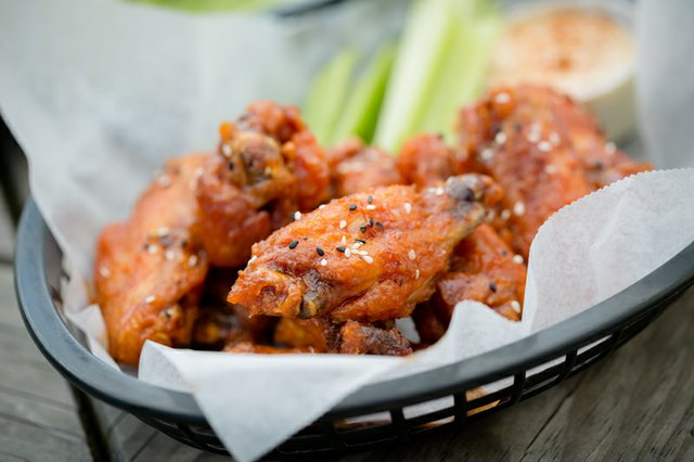 Honey Carib Wings