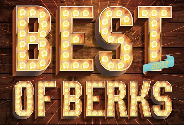 best of berks 2017