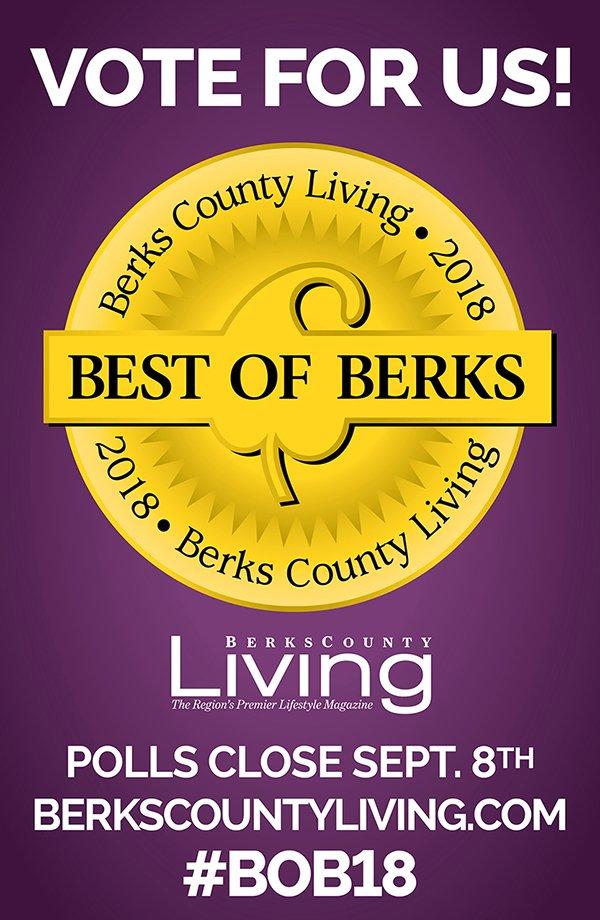 Best of Berks 2018