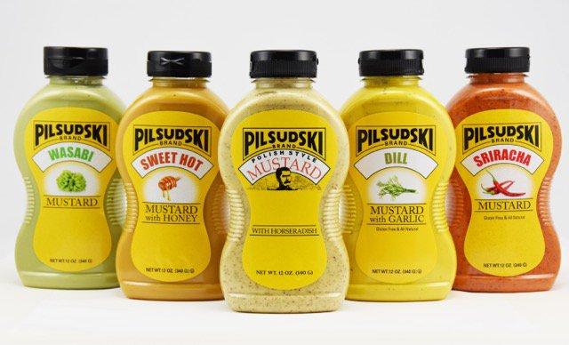 Pilsudski Mustard