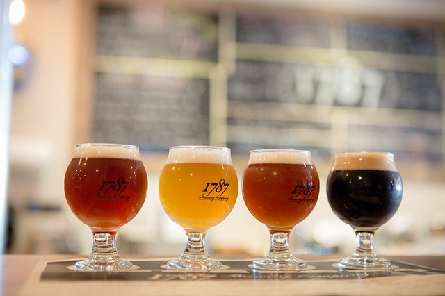 1787 Brewing Company