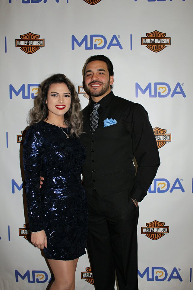 Jesa Zeigler and Chris Perez.JPG