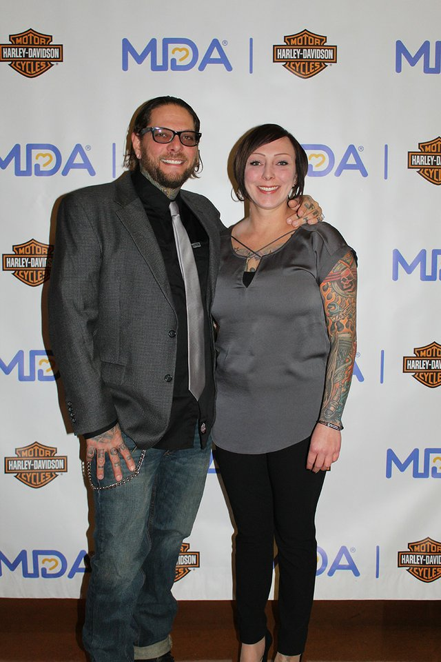 Mike Kruszkewski and Danielle Bauder.JPG