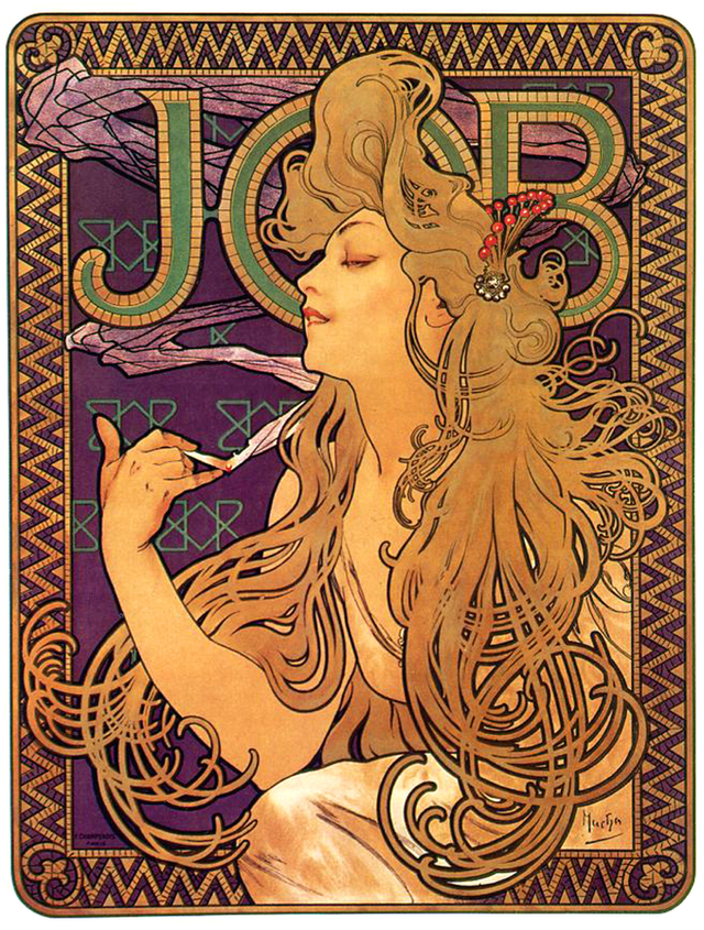 Job (Cigarettes) by Alphonse Mucha.png